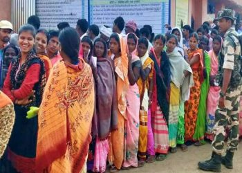 Jharkhand Phase-I: 11.2% polling in 1st 3 hours