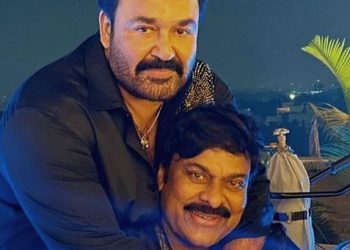 Pic of Chiranjeevi's 'Class Of 80s' reunion party goes viral