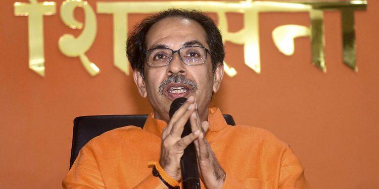 Shiv Sena supremo Uddhav Thackeray