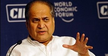 File photo of industrialist Rahul Bajaj