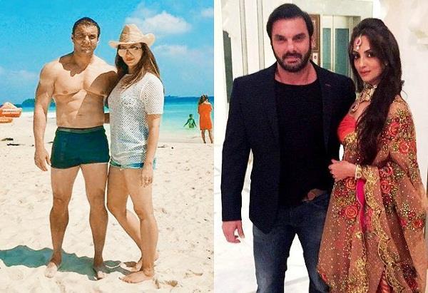 Sohail Khan ran away from home and got married; now wife Seema runs  business worth crores - OrissaPOST