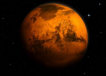 Scientists map winds in Mars' upper atmosphere for first time