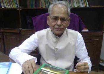 ICSSR chairman Braj Bihari Kumar was not keeping well for some time