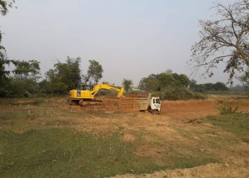 No let-up in illegal murram mining in Mayurbhanj dist