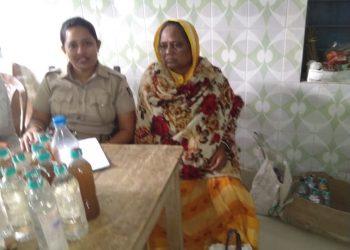 Drugs worth Rs 31 lakh seized, drug peddler's mother arrested