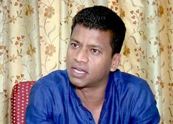 File photo of Pradeep Majhi