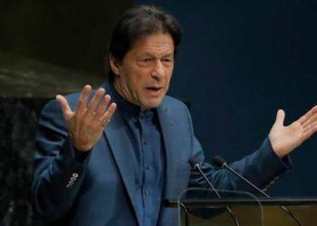Pakistan PM Imran Khan