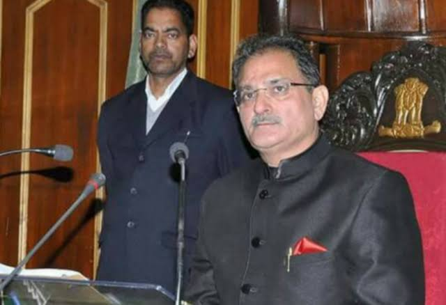 BJP leader Kavinder Gupta
