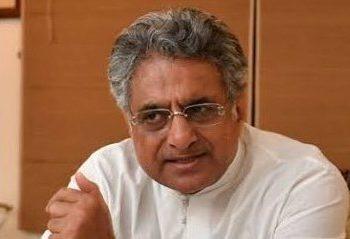 BJD leader Pinaki Misra