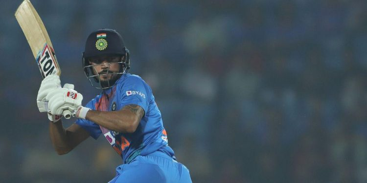 Manish Pandey hit an unbeaten 45-ball 60