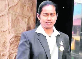 Female TTI Parbati Sethy does open duty by choice