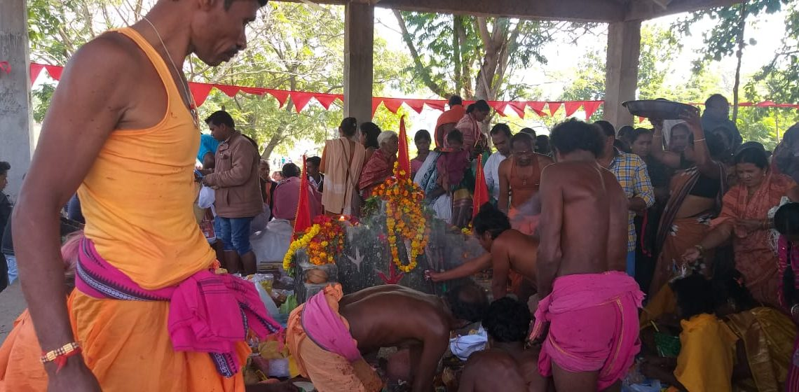 Animal sacrifice continues as Sulia Jatra begins in Bolangir