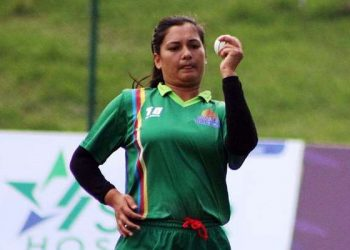 Anjali Chand claimed six wickets without conceding a run