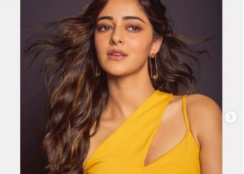 Netizens troll Ananya Pandey for her caption