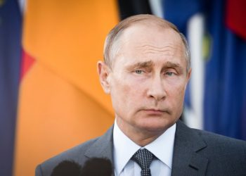 Russian Prersident Vladimir Putin