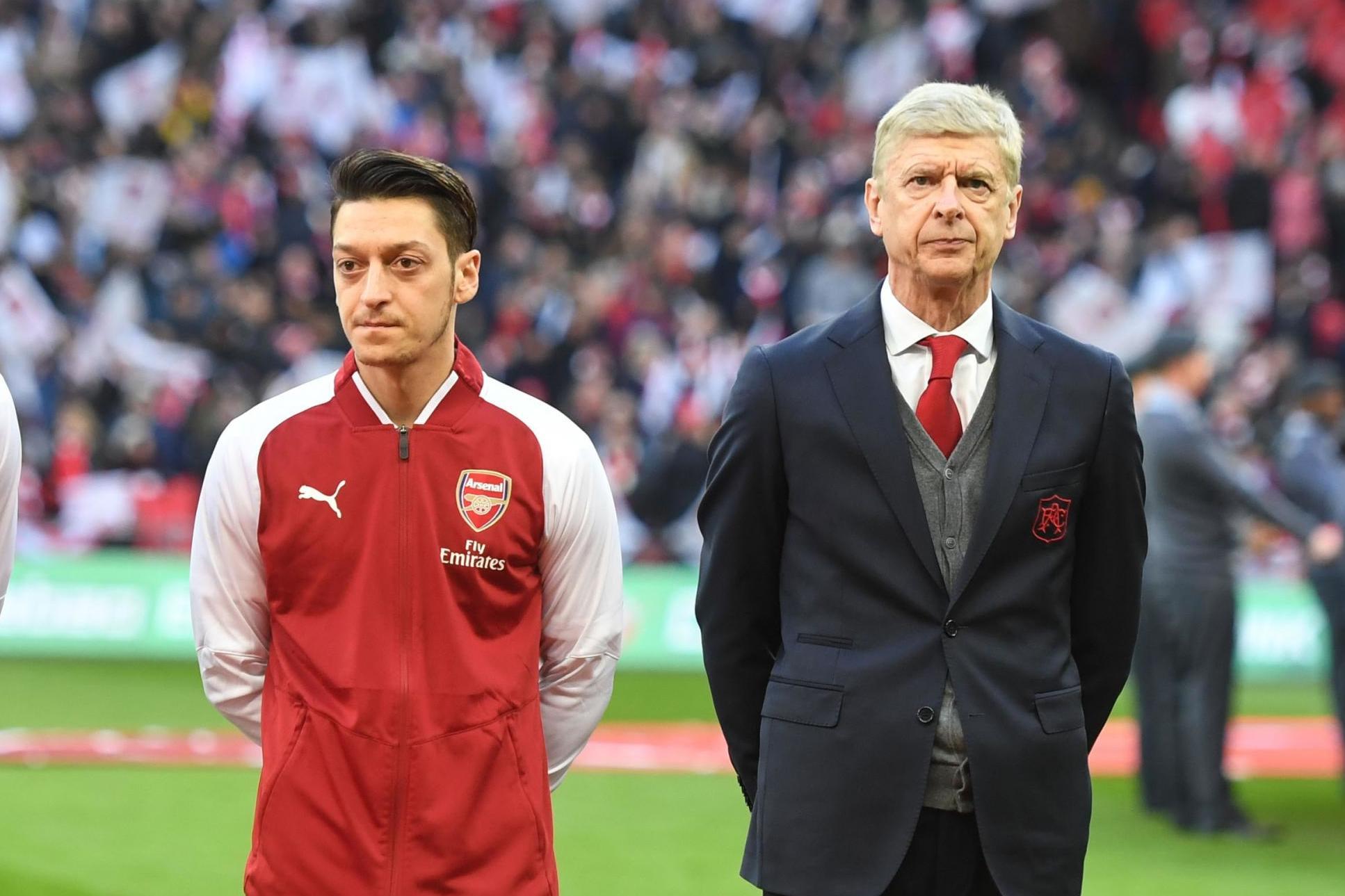 Arsene Wenger defends Mesut Ozil over Uighur comments - OrissaPOST