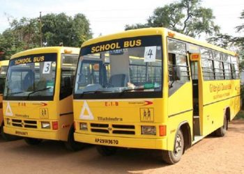 This is why school buses are yellow in colour