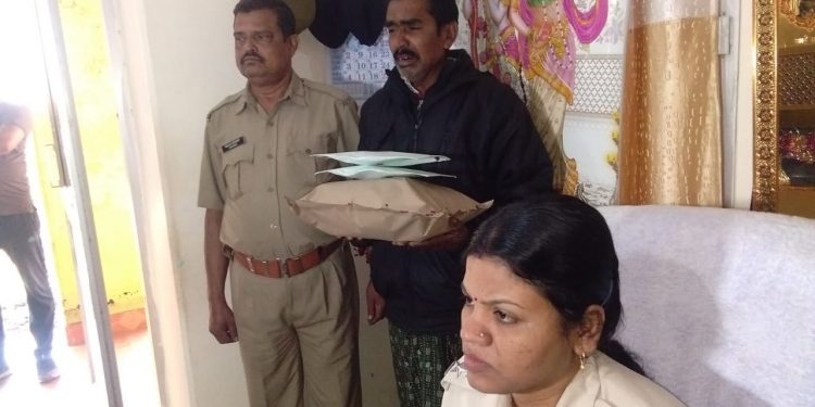 One arrested for smuggling cannabis in Bhadrak