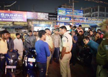 18 arrested in market building violence 3