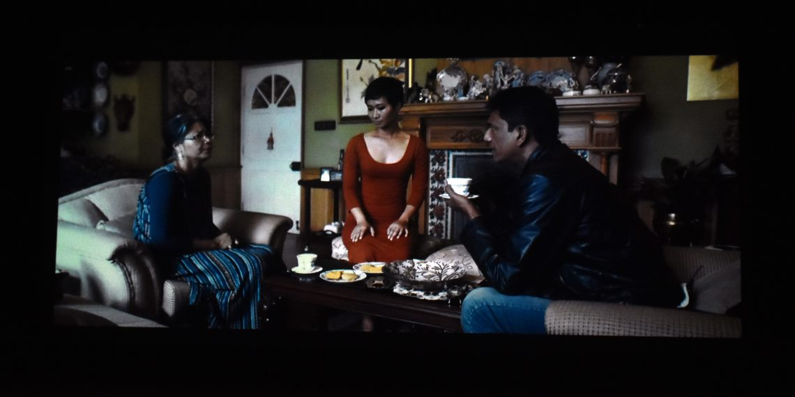 (A still from Lorni) Set in contemporary Shillong the film revolves around an aspiring detective played by actor Adil Hussain.