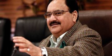 BJP leader Jagat Prakash Nadda (File photo)