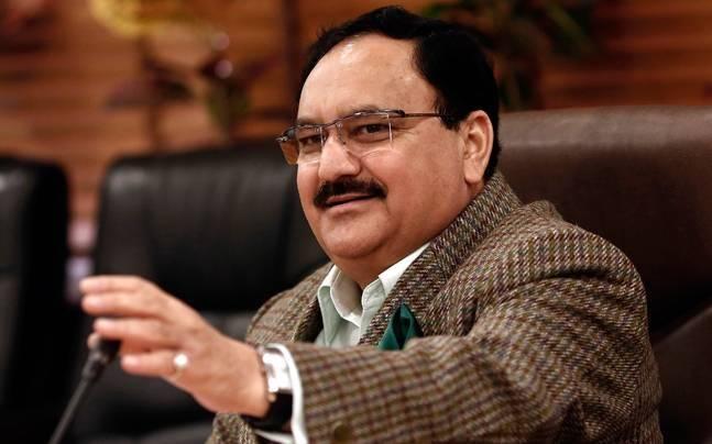 BJP leader Jagat Prakash Nadda (File photo)