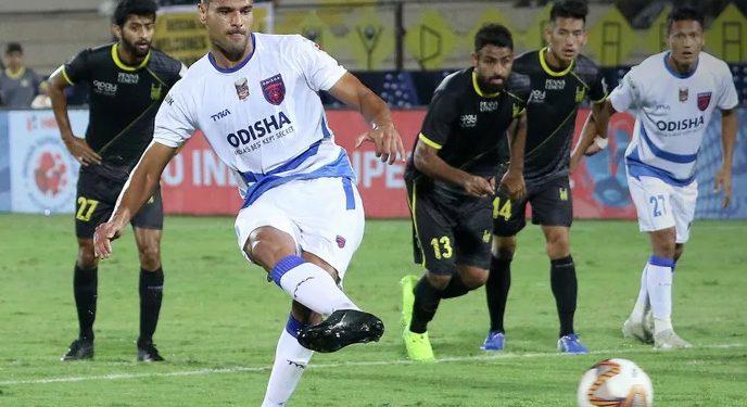 The absence of Aridane Santana can be a huge factor for Odisha FC