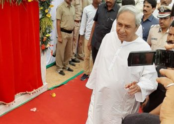 CM Patnaik visits Netaji's birthplace, unveils plans to 'de-congest' Cuttack