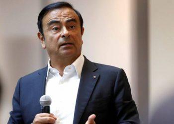 Ex-Nissan boss Carlos Ghosn