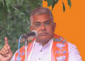 Bengal BJP president Dilip Ghosh