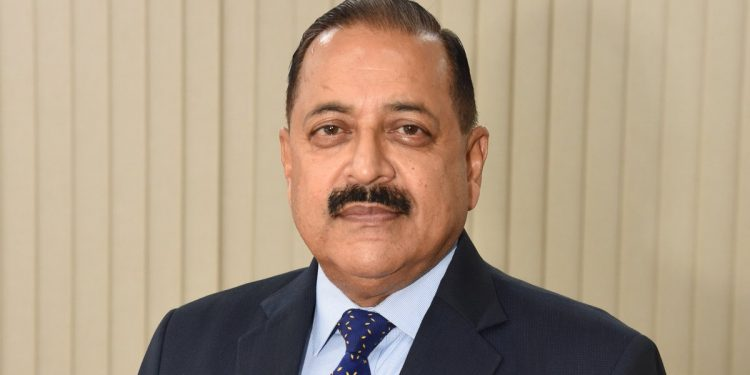 Union Minister of State (I/C) Ministry of Atomic Energy and Space Jitendra Singh (File photo)