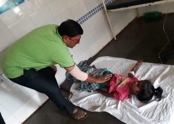 Food poisoning: One dead, three taken ill in Ganjam