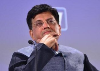 Commerce and Industry Minister Piyush Goyal