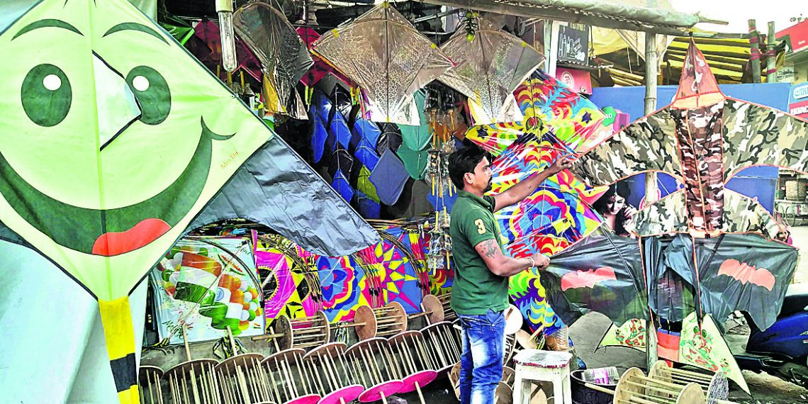 Light rain may kai po chhe city's kite-flying spirit  Read more at: https://ahmedabadmirror.indiatimes.com/ahmedabad/others/light-rain-may-kai-po-chhe-citys-kite-flying-spirit/articleshow/73234620.cms?utm_source=contentofinterest&utm_medium=text&utm_campaign=cppst