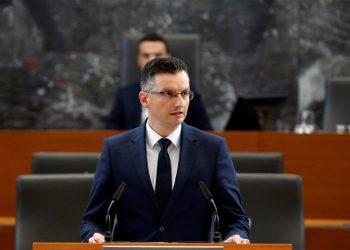 Slovenian Prime Minister Marjan Sarec