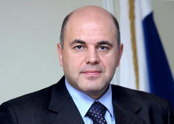 Russian PM Mikhail Mishustin (AFP)