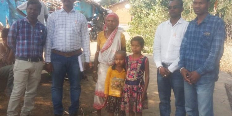 Leper's mother forced to pawn ration card to treat co-villagers to feast