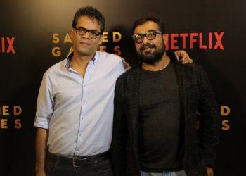Vikramaditya Motwane and Anurag Kashyap