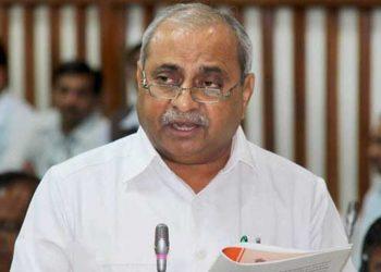 Gujarat deputy CM Nitin Patel