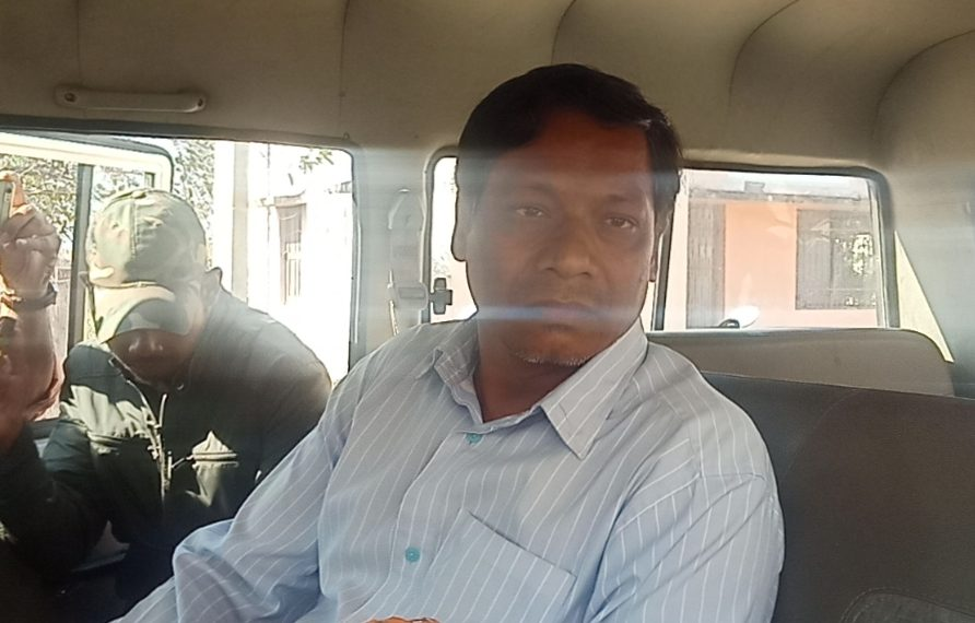 Punjilal out of jail to perform mother's last rites