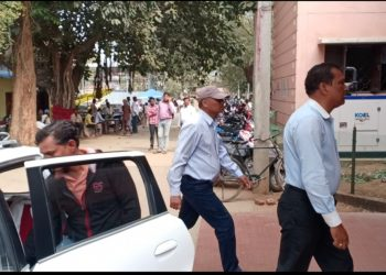 Punjilal produced in court Tuesday
