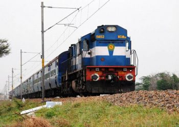 Railway official jumps before moving train, critically injured