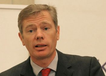 Rob Macaire - British Ambassador to Iran (AP)