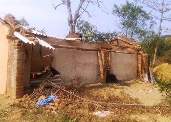 Hailstorm wreaks havoc in Keonjhar