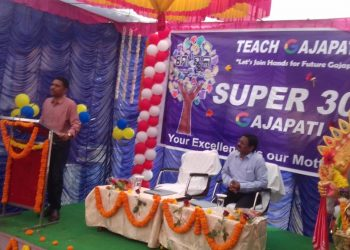 Super-30 coaching for 30 students of Gajapati