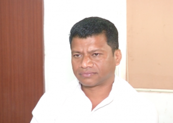 OPCC working president Pradip Majhi (File photo)