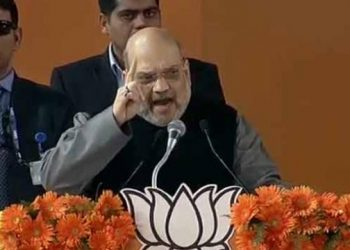 Rahul, Priyanka instigating riots by misleading people over CAA: Amit Shah
