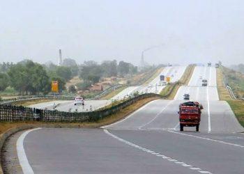 Representational image of Yamuna Expressway