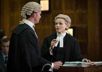 Do you know why lawyers wear black coat?