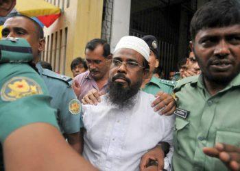 The main accused, banned Islamist outfit Harkat-al-Jihad al-Islami (Huji) chief Mufti Abdul Hannan, was hanged in Sylhet April 12, 2017